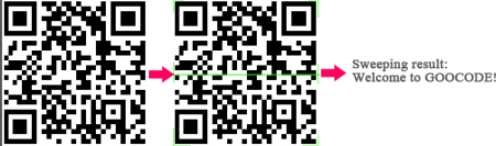 Use jquery.qrcode to generate two-dimensional code