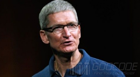 Apple CEO: proud of being gay
