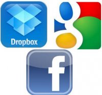 Snowden recommends that users should abandon Dropbox, Google and Facebook