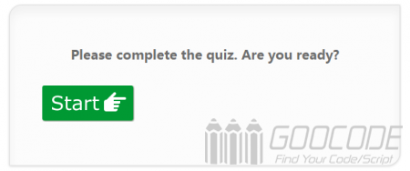 Use jQuery to realize quiz function