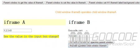 Operate iframe by Javascript