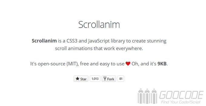 10 interesting JavaScript and CSS libraries