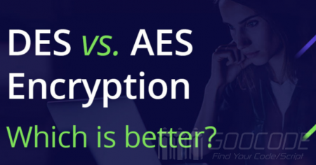 Front-end CryptoJS AES/DES encryption and decryption and back-end PHP AES/DES encryption and decryption